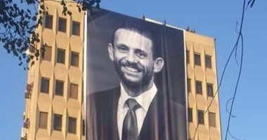أسرة خالد بشارة تتلقى واجب العزاء بحضور وزراء سابقين ورجال أعمال