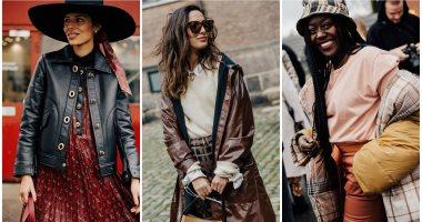 7 تريندات سيطرت على أزياء الشارع خلال أسبوع الموضة فى كوبنهاجن.. صور