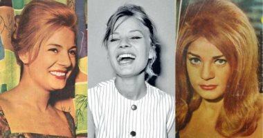 وفاة الفنانة نادية لطفى.. 15 صورة لصاحبة الجمال الأوروبى والروح المصرية  -