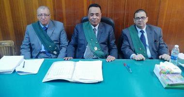 تأجيل محاكمة 10 متهمين فى قضية المغارة بسوهاج لجلسة 4 مايو