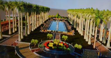 س و ج.. كل ما تريد معرفته عن حديقة الأندلس قبل تطويرها