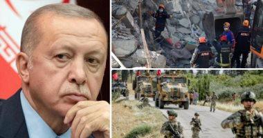 تجار الحروب.. كيف تشكلت الإمبراطورية المالية لأسرة أردوغان؟.. فيديو