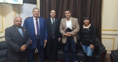 """حزب الحرية المصرى يطلق حملة """"الصحة مسئولية"""" لكيفية الوقاية من فيروس كورونا"""