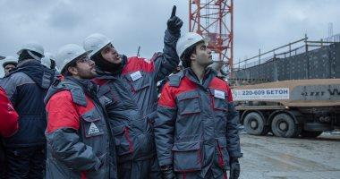 """""""روساتوم"""" تنظم دورة تدريبية للعاملين بهئية المحطات النووية بـ""""كورسك"""""""