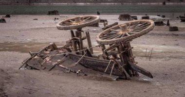 اكتشاف عربة أشباح فى أمريكا عمرها 200 عام.. اعرف حكايتها