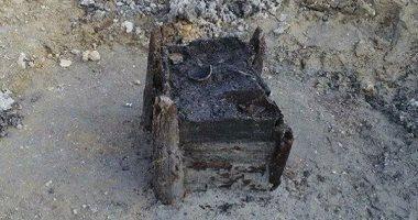 صدفة.. اكتشاف بئر عمرها 7500 سنة أثناء أعمال تطوير الطرق فى تشيك