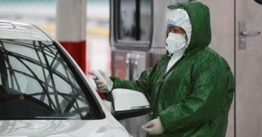 أوكرانيا تسجل 4027 إصابة بفيروس كورونا فى زيادة يومية قياسية