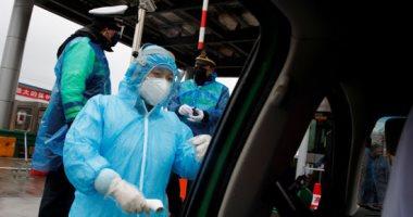 """الصين: ارتفاع ضحايا """"كورونا"""" إلى 2445 وفاة و77041 إصابة مؤكدة"""