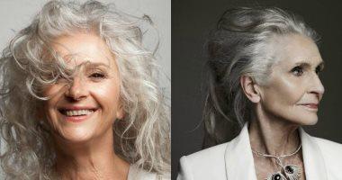 شياكة وجمال بعد الـ60.. عارضات أزياء أثبتن للعالم أن العمر مجرد رقم.. صور
