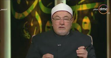 خالد الجندى يهنئ السعودية بقرار منع الطلاق الشفوى.. فيديو