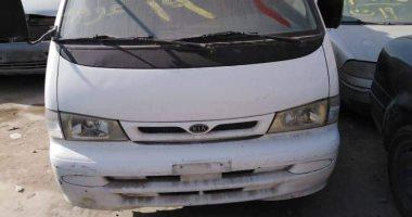 صور.. تفاصيل المزاد العلنى للسيارات المخزنة بجمارك مطار القاهرة