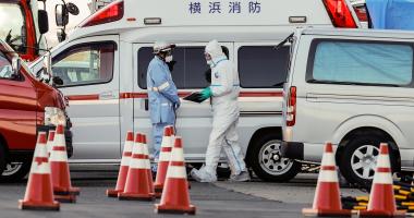 بريطانيا تسجل 2948 إصابة جديدة بفيروس كورونا