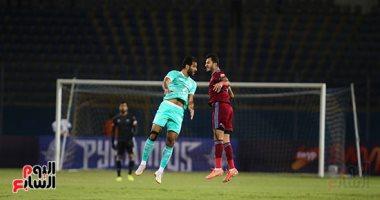 محمد شريف يقود هجوم الأهلى فى التشكيل المتوقع أمام بيراميدز