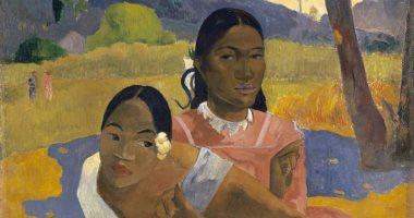 """بعيدًا عن لوحته """"متى تتزوجين"""".. شاهد 10 لوحات لـ بول جوجان"""