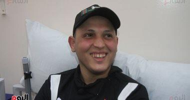 أحمد مرتضى يؤكد حضور سعد محمد مباراة الأهلى والزمالك بعد تحسن حالته
