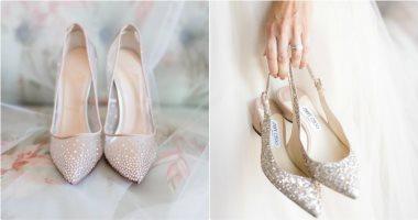 لو بتجهزى لفرحك.. شاهدى مجموعة كريستيان لوبوتان لأحذية وحقائب العروس