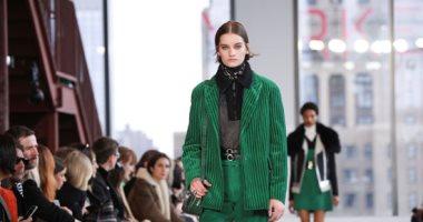 إطلالات مميزة خلال أسبوع الموضة فى نيويورك