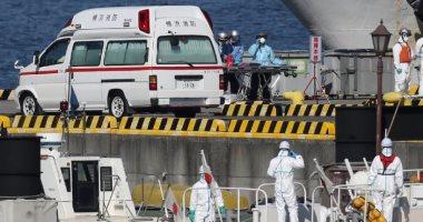 تسجيل 13 حالة إصابة جديدة بفيروس كورونا على متن السفينة السياحية فى اليابان