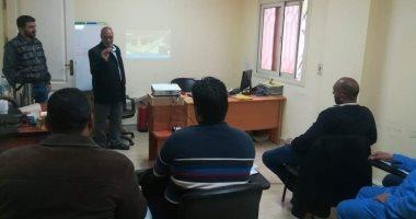 مياه البحر الأحمر تنظم ندوات توعية بالمشروعات القومية للعاملين