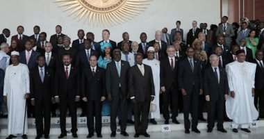قمة الإتحاد الإفريقى برئاسة الرئيس السيسى فى أديس أبابا