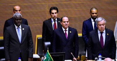 السيسى: رئاسة مصر للاتحاد الأفريقى شهدت زخما على كافة المستويات