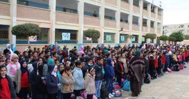 محافظة القاهرة: انتظام 2.4 مليون طالب بالمدارس وبدء تسليم الكتب