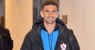 سلبية المسحة الثانية لمحمد عواد حارس الزمالك قبل عودة التدريبات