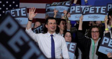 مرشح الحزب الديمقراطى بيت بوتجيج يواصل حملته فى نيوهامبشاير