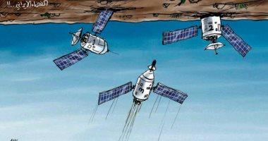 كاريكاتير صحيفة سعودية.. إيران تهدد الجميع