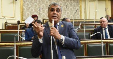 برلمانى يطالب بتكثيف حملات التوعية بأخر موعد لتلقى طلبات التصالح فى المخالفات