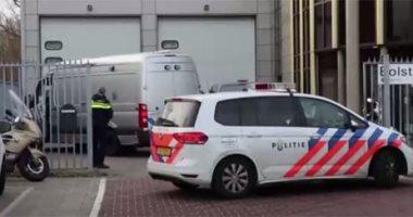 انفجاران متتاليان داخل مكتبى بريد فى العاصمة الهولندية