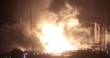 السيطرة على حريق أكشاك بجوار سور السكة الحديد فى القناطر الخيرية