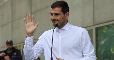 رسمياً.. كاسياس يعلن انسحابه من معركة رئاسة الاتحاد الإسباني
