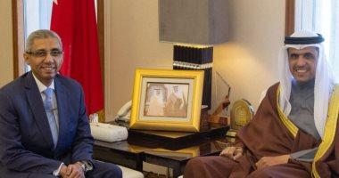 وزير الإعلام البحرينى: العلاقات البحرينية المصرية نموذج فى التضامن العربى