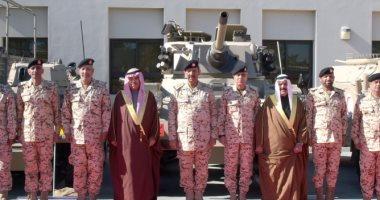 الاحتفال بذكرى مرور 50 عاماً على تأسيس الدروع الملكية فى البحرين