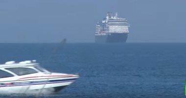 """إصابة 40 أمريكيا على متن السفينة """"دايموند برينسيس"""" بفيروس كورونا"""