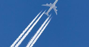 اكتشاف طريقة تخفف من تأثير الطيران على تغير المناخ بنسبة 60%