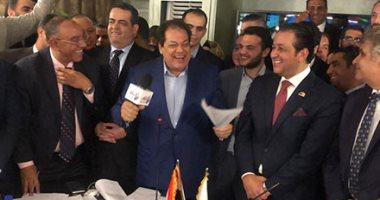 المؤشرات الأولية تعلن فوز أبو العينين فى الانتخابات التكميلية لمجلس النواب بالجيزة