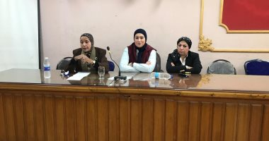صور.. القومى للمرأة بالغربية: استهداف 880 ألف مواطن بحملة مراكب النجاة