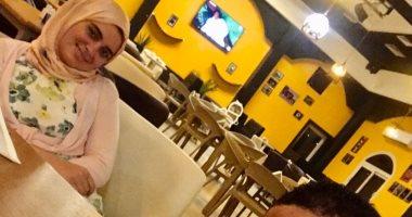 """احتفالا بعيد الحب.. محمد القشلان لزوجته:""""حبيبتى ربنا يحفظك ليا"""""""