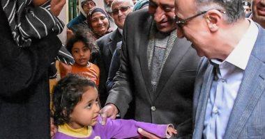 محافظ الإسكندرية : تطوير منطقة العصافرة قبلي بتكلفة 244 مليون جنيه