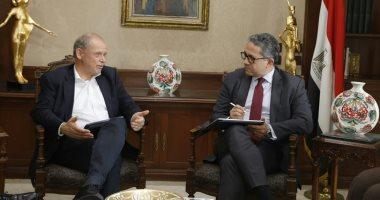 تيوى العالمية: نرغب فى زيادة الحركة السياحية لمصر واستحداث برامج جديدة