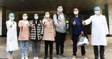 تعافى 1081 حالة جديدة من مصابى فيروس كورونا الجديد فى الصين