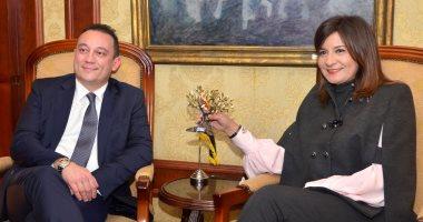 دبلوماسى يونانى: العالم محظوظ بالرئيس السيسى لأنه أنقذ مصر والمنطقة من الانهيار