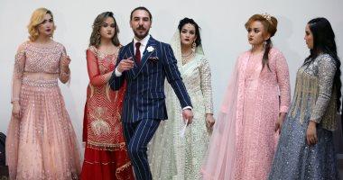 أفغانستان تحتفل بعيد الحب بالورود ومسابقة للأزياء