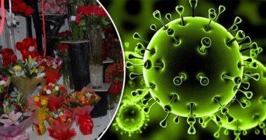 كورونا يضرب احتفالات الفالنتين فى الصين.. تراجع مبيعات الزهور 90%