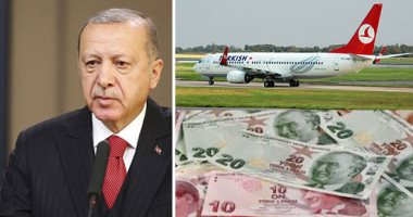 أردوغان يمنع دخول مواطنيه إسطنبول ويفتحها لقطر.. الرئيس التركى يفتح الطيران مع قطر ويجعل مطار الدوحة البوابة الرئيسية لدخول المسافرين حول العالم لإسطنبول.. وارتفاع باهظ فى أسعار تذاكر السفر