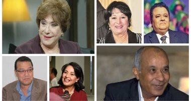 تكريم مبدعى الحركة المسرحية باتحاد كتاب مصر غدا.. أبرزهم سميحة أيوب
