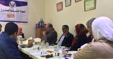 3 مشروعات لتحسين الظروف المعيشية والاقتصادية في شمال سيناء.. صور