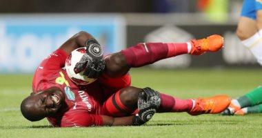إصابة دينيس أونيانجو حارس صن داونز قبل مواجهة الأهلي
